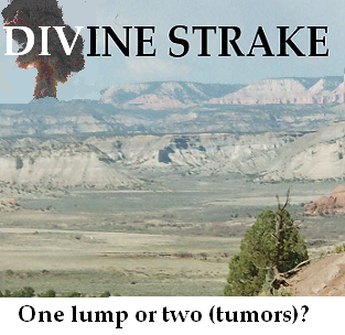 Divine Strake: One or Two Lumps